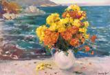 Королева осеннего бала (цветку хризантемы посвящается)
