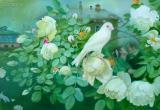 Белый кенарь