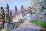 Пора цветения в Крыму